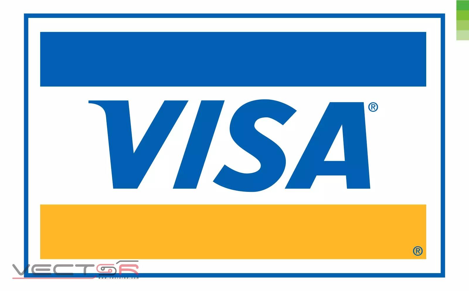 Visa (1999) Logo - Download Vector File CDR (CorelDraw)