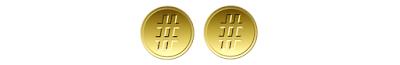 02 medalhas #tas