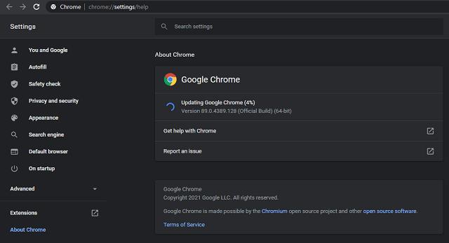 ما الجديد في تحديث متصفح جوجل كروم 90؟