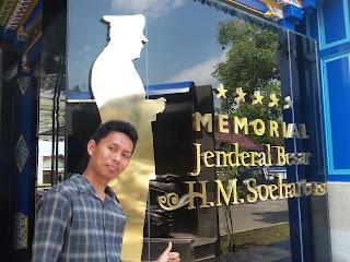 Tempat Liburan Murah Di Jogja Musium Soeharto
