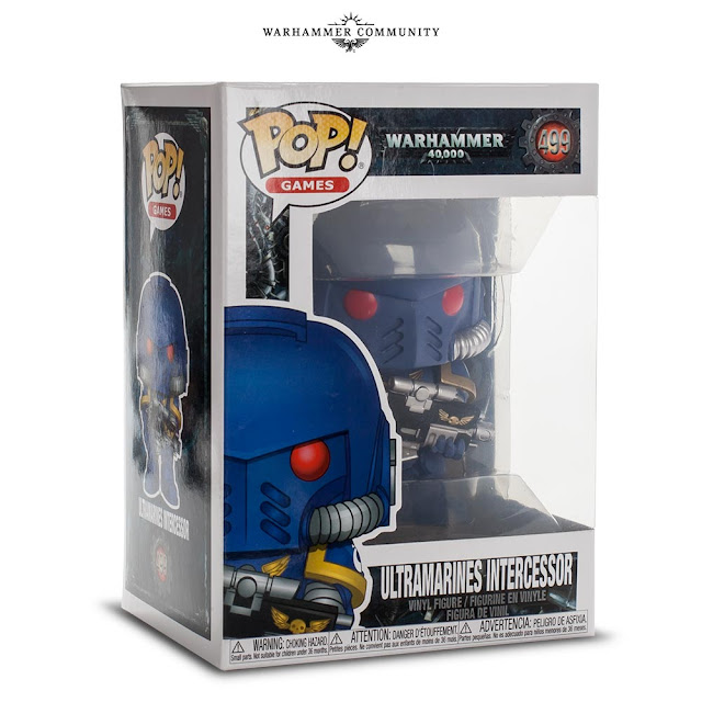 Funko PoP Ultramarine