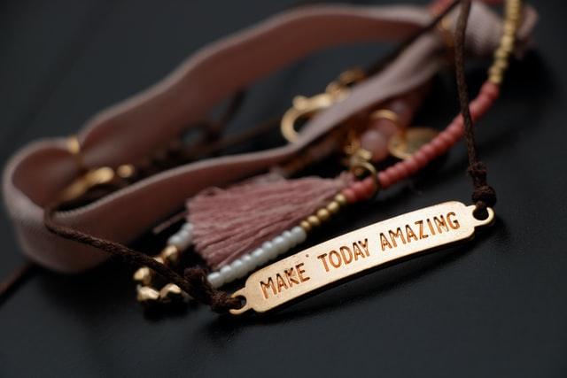 Men's Titanium Bracelet: Cool and Healthy |  shop new