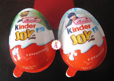 Kinder Joy Miraculous