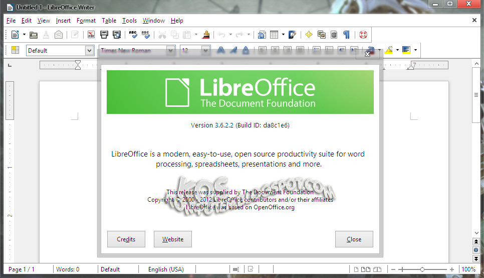 Libreoffice 3 6 2 2 final multilingual apa bisa sama for Table design libreoffice