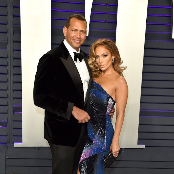 Jennifer Lopez and Alex Rodriguez deny split, say they are 'working through some things'