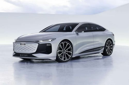 Audi is using the A6 E-Tron to predict the future of electric cars
