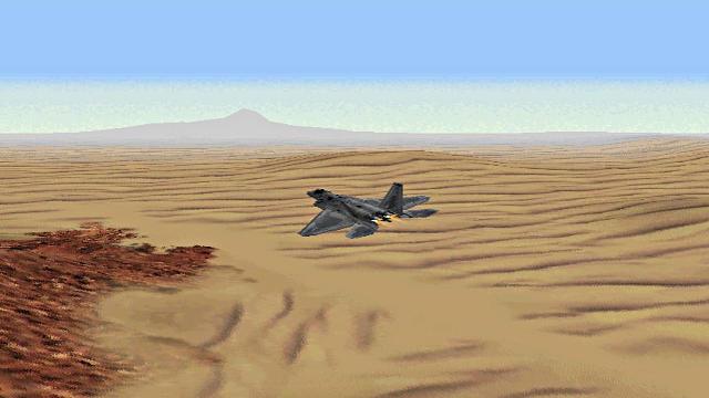 F-22 Raptor (Demo) - Image du Jeu