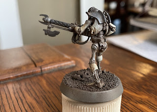 Necron Speed Painting Subtractive Games Workshop Step By Step