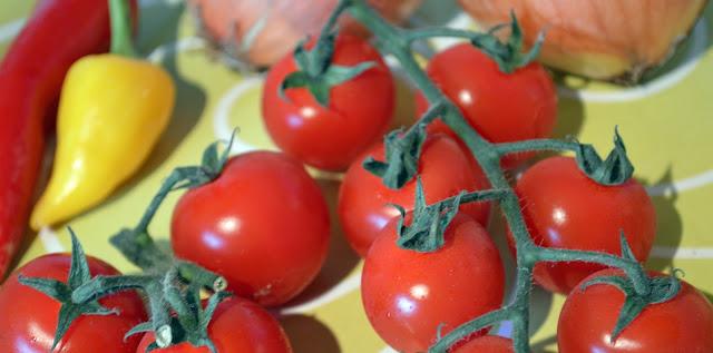 British Sundream Tomatoes
