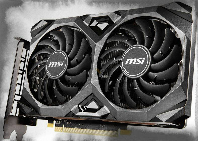 Overclocking is a plus of 4 MHz. MSI surprises with the announcement of AMD Radeon RX 5500 XT video cards