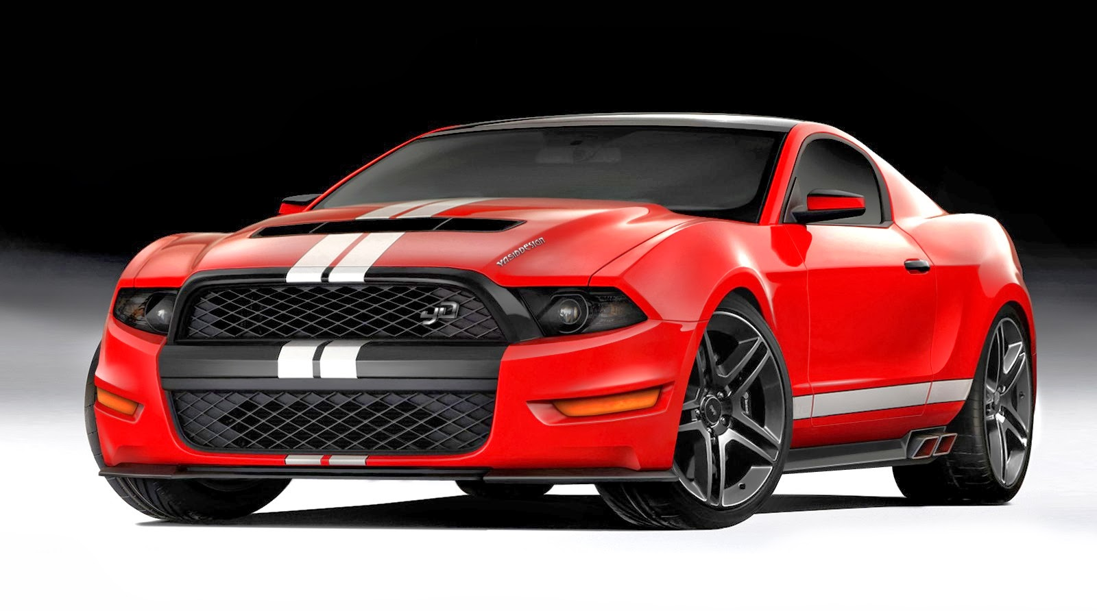 new ford mustang racing car best wallpaper views. Black Bedroom Furniture Sets. Home Design Ideas