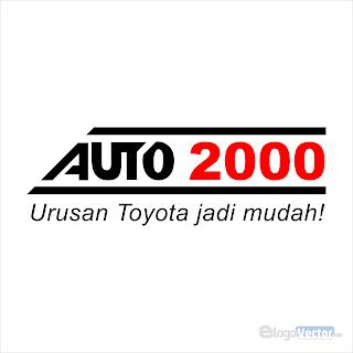 AUTO 2000 Logo vector (.cdr)