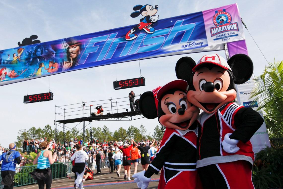 3fb63c53f3 Corridas e maratonas da Disney em Orlando