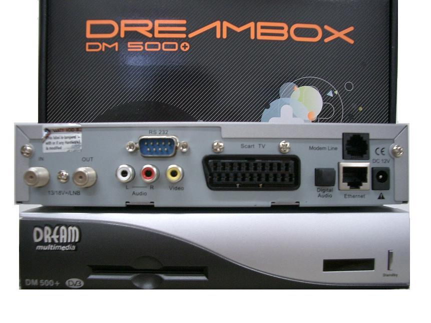 500S CLONE IMAGE TÉLÉCHARGER GEMINI DREAMBOX