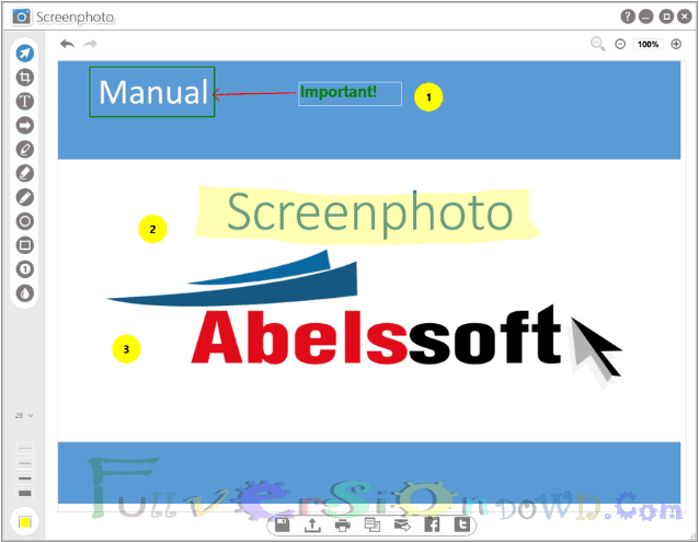 Abelssoft Screenphoto Latest Full