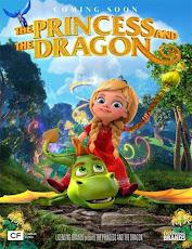 pelicula La princesa y el dragón