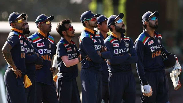 टीम इंडिया को लगा झटका,दूसरे टी-20 में स्लो ओवर रेट के लिए आईसीसी ने लगाया जुर्माना