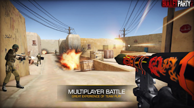 Download Bullet Party CS 2 : GO STRIKE Apk