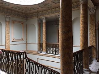 Berrington stairway hall