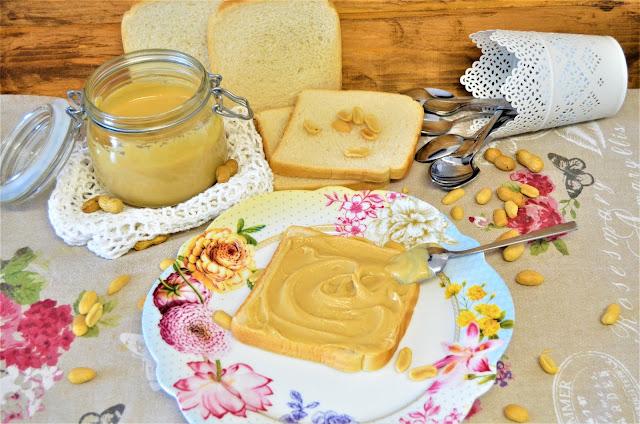 Las delicias de Mayte, cacahuete, crema de cacahuete casera, mantequilla de cacahuete casera, peanut butter, mantequilla de cacahuete receta, recetas con mantequilla de cacahuete, recetas de mantequilla de cacahuete,