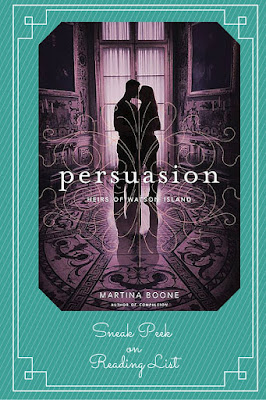 Persuasion  A Sneak Peek on Reading List