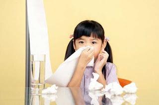 Nguyên nhân viêm xoang ở trẻ em