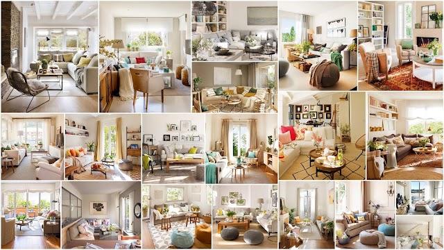 Τρόποι και συνδυασμοί για να διαμορφώσετε ένα μικρό αλλά άνετο σαλόνι