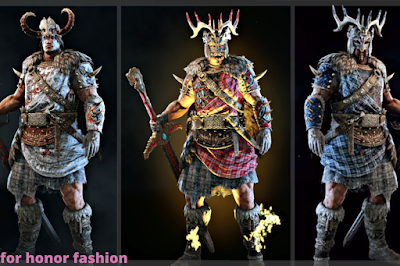 for honor fashion