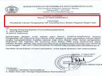 Cek Pengesahan Penghasilan SK Inpassing Terbaru 2017 Non PNS