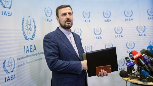 Irán denuncia complot de EEUU y Israel para destruir pacto nuclear