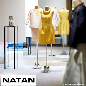 Queen Mathilde Style NATAN Dresses