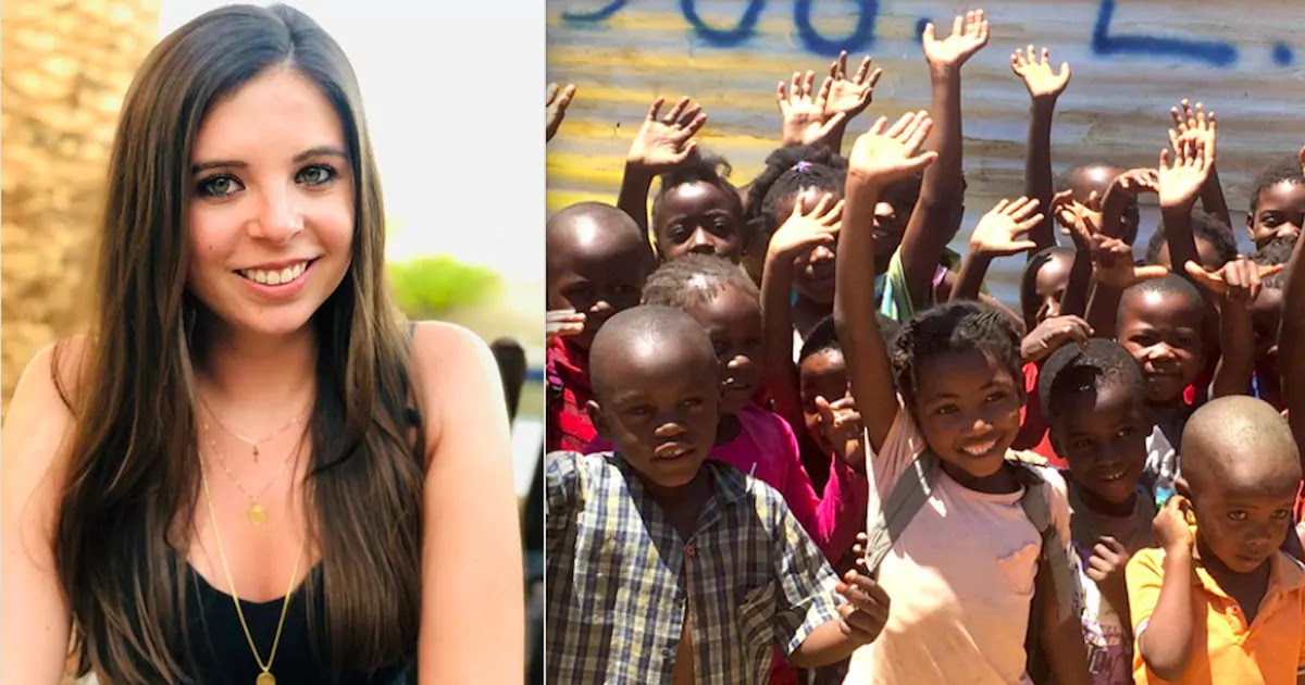 German Activist Started A Nonprofit At Age 20 On A Mission To Help Children In Namibia Get An Education