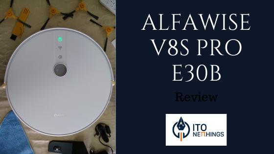 Alfawise V8S PRO review, configuração e características