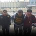 Capturan a sujeto acusado de asaltar a comerciantes
