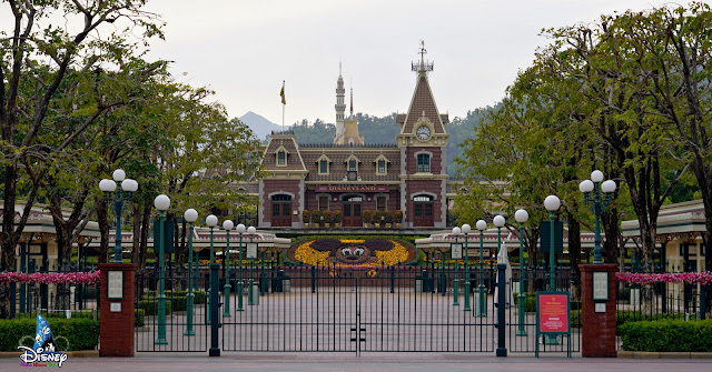 相片記錄:香港迪士尼樂園度假區(2020年2月), Photo Report: Hong Kong Disneyland Resort (February, 2020)