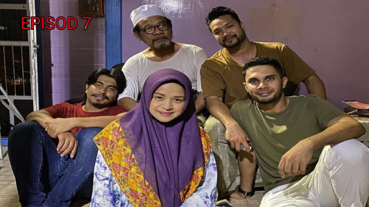 Tonton Drama Ayahanda Episod 7 (Lestary TV3)