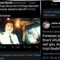 KETERLALUAN Gak Punya Empati!! Gara-gara Pilot Sriwijaya Air Pakai Peci Putih, Dikatain Kadrun