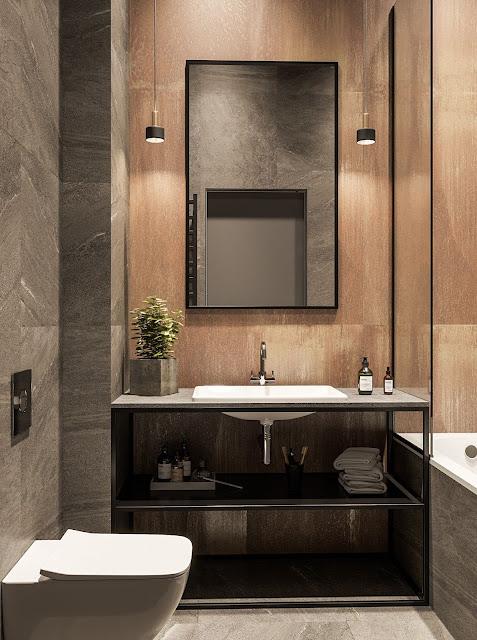 Bathroom Light Design