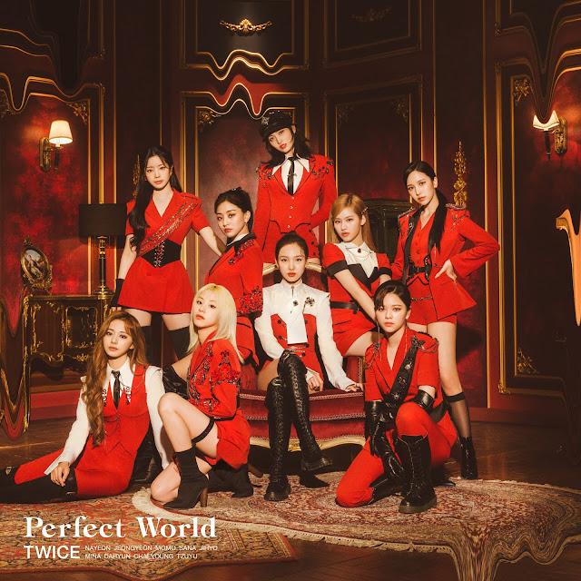 TWICE トワイス regresa a Japón con Perfect World