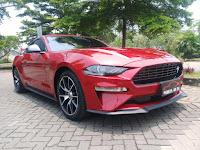 Mustang ecoboost 2020