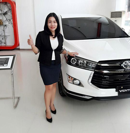 Rekomendasi Sales Tunas Toyota, Jakarta Pusat