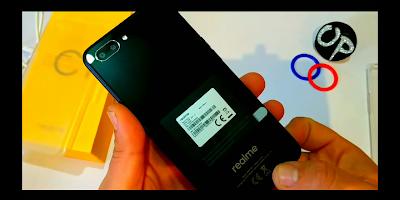فيديو فتح صندوق احدث الهواتف المحمولة | realme c1 unboxing