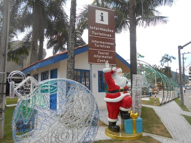 Decoração de Natal em Itapema 2019