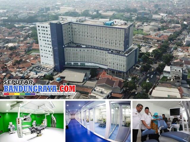 Gedung Baru RSKIA Bandung di Jalan Kopo Miliki Fasilitas Tercanggih