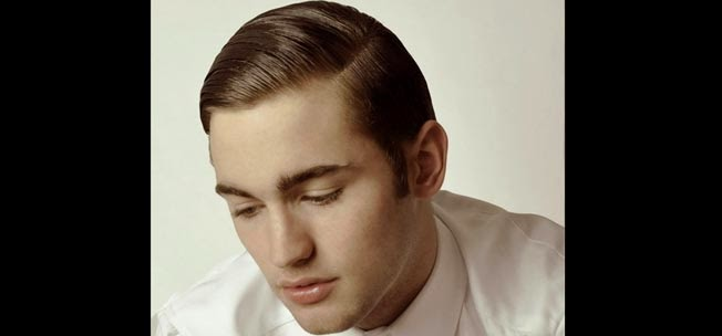 Gentleman Hair: Gaya Rambut Klimis & Undercut