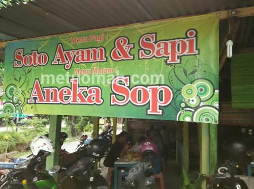 Soto Pogung Dalangan Selokan Mataram