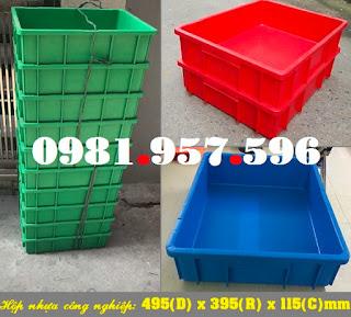 Thùng nhựa đựng dụng cụ, thùng nhựa cao 1T1