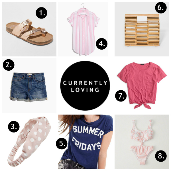 currently loving, target finds, what to buy for summer, north carolina blogger, mom style, style blogger, style on a budget