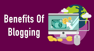 Some Affirmative Benefits of Blogging
