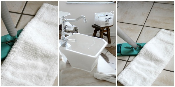 Wellnessoase Badezimmer, großzügiges Badezimmer mit großer Badewanne und hellen Fliesen, Badezimmer in Holz, Weiß,